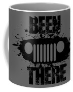 Been There In A Jeep Coffee Mug