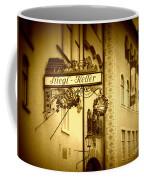 Beer Cellar In Salzburg Coffee Mug