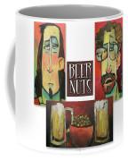Beer Nuts Coffee Mug