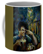 Beer Of Prague Coffee Mug