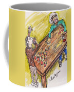 Beer Pong Madness Coffee Mug