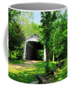 Beeson Covered Bridge Coffee Mug