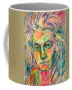 Beethoven Energy  Coffee Mug