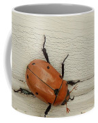 Beetle Coffee Mug
