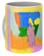 Before A Window Coffee Mug