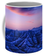 Before Sunrise, Badlands National Park Coffee Mug