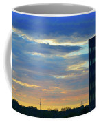 Before Sunset Color  Coffee Mug
