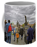 Before The Rain On The Charles Bridge Coffee Mug