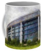 Before The Storm Chicago Shedd Aquarium Northside Pa 02 Coffee Mug