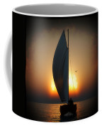 Before The Sun Sets... Coffee Mug