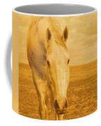 Beggar In Yellow Coffee Mug