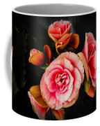 Begonia In Pink Coffee Mug