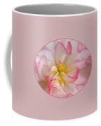 Begonia Pink Frills - Vertival Coffee Mug