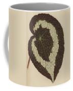 Begonia Rex Coffee Mug
