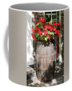 Begonias In The Barrel Coffee Mug
