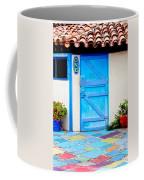 Behind Door Number One Coffee Mug