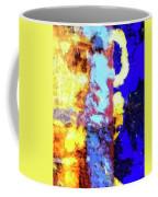 Behind The Curtain 2 Coffee Mug