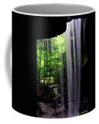 Behind The Falls Coffee Mug