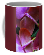 Behind The Orchids Coffee Mug