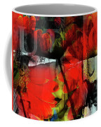 Behind The Poppies Coffee Mug