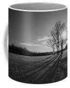 Behind The Trees Coffee Mug