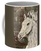 Behold A White Horse Coffee Mug