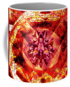 Behold The Jeweled Eye Of Blood Coffee Mug