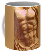 Beige Torso Coffee Mug