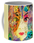 Beijing Opera Girl  Coffee Mug
