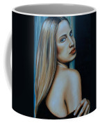 Being Emma, Nude Portrait Art Coffee Mug