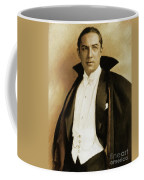 Bela Lugosi As Dracula Coffee Mug