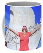 Belem District Lisbon Coffee Mug