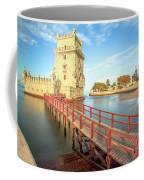 Belem Tower Lisbon Coffee Mug