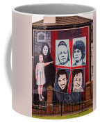 Belfast Mural - Ireland Coffee Mug