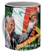 Belfast Mural - Mandella - Ireland Coffee Mug