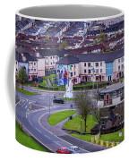 Belfast Mural - Derry Neighborhood - Ireland Coffee Mug