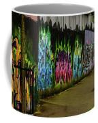 Belfast - Painted Wall - Ireland Coffee Mug