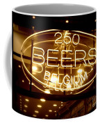 Belgian Beer Sign Coffee Mug