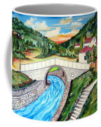 Beli Most Vranje Serbia Coffee Mug