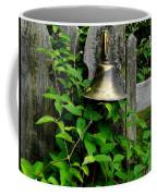 Bell On The Garden Gate  Coffee Mug
