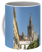 Bell Tower - Cathedral Of Seville - Seville Spain Coffee Mug