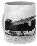 Bell X-1 Resting In Belly Of B-29, 1947 Coffee Mug