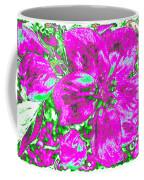 Bella Flora 2 Coffee Mug
