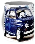 Bella Macchina 8 - Fiat 500 F Coffee Mug