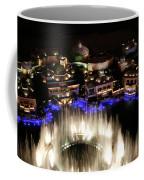 Bellagio Hotel Fountain Coffee Mug