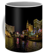 Bellagio On The Las Vegas Strip Coffee Mug