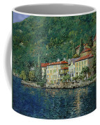 Bellano On Lake Como Coffee Mug
