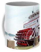 Belle Of Louisville Coffee Mug