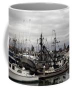 Bellingham Bay Ship Yard Coffee Mug