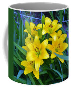 Bellingham Blooms Coffee Mug by Rosanne Licciardi